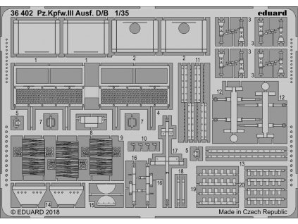 Pz.Kpfw.III Ausf.D B 36402