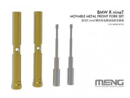 SPS 079 BMW R nineT movable metal front fork set