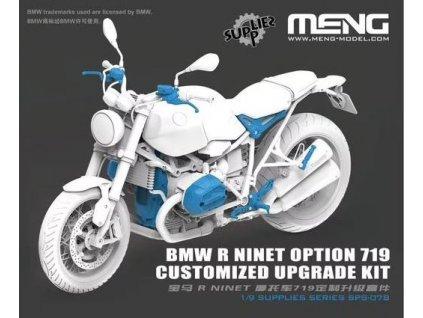 SPS 078 BMW R nineT Option 719 custom upgrade kit