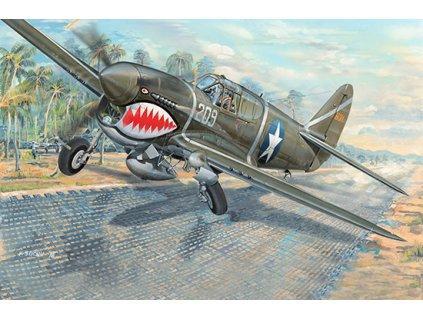 P 40F Warhawk 1