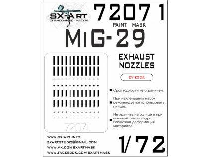 SXA 72071 L