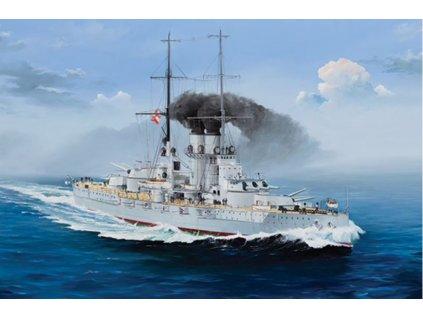05365 SMS Szent István Austro Hungarian Navy