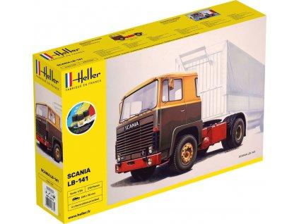 1/24 Scania LB-141 - Starter Kit