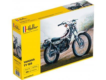 1/8 Yamaha TY 125 Bike