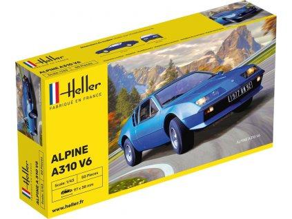 1/43 Alpine A310