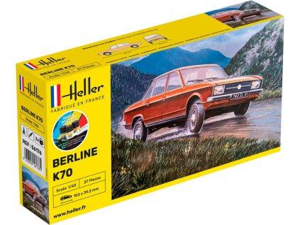 1/43 Berline K70 - Starter Set