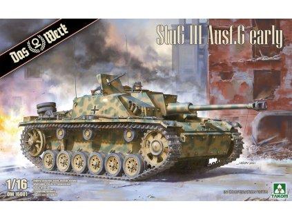 DW16001 StuG III Ausf.G early
