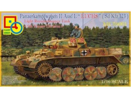 CLS16001 Panzer II Ausf. L Luchs