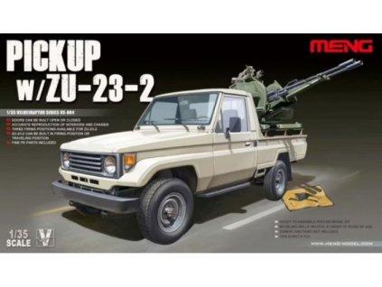 VS 004 Pickup with ZU 23 2
