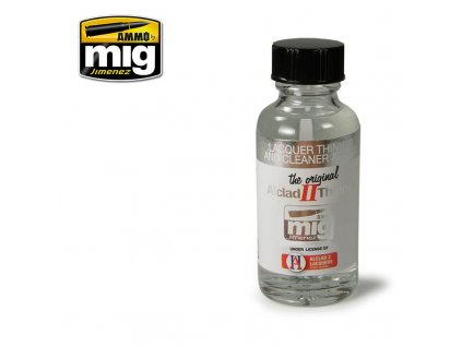 lacquer thinner and cleaner alc307