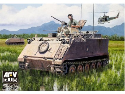 AF35291 M113A1 LRV in Vietnam War