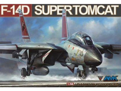 1/48 F-14D Super Tomcat