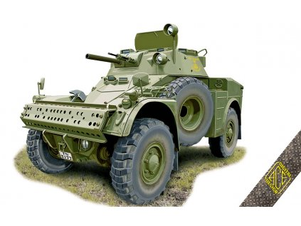 1/72 AML-60 60mm Mortar Carrier (4x4)