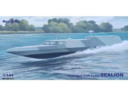 144 031 Combatant Craft Heavy Sealion