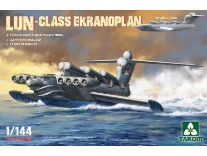 3002 Lun Class Ekranoplan