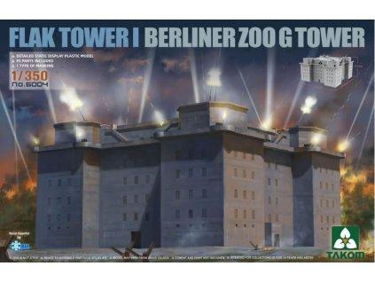 6004 Flak Tower I Berliner Zoo G Tower