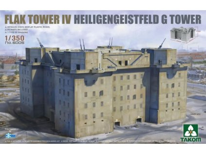 6005 Flak Tower IV Heiligengeistfeld G Tower