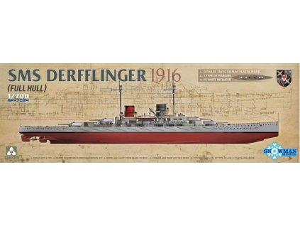 SP 7034 SMS Derfflinger 1916