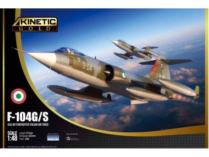 K48093 F 104G S ASA M Starfighter Italian Air Force
