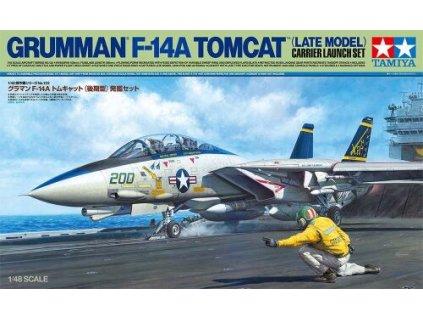 1/48 Grumman® F-14A Tomcat™ (Late Model) Carrier Launch Set