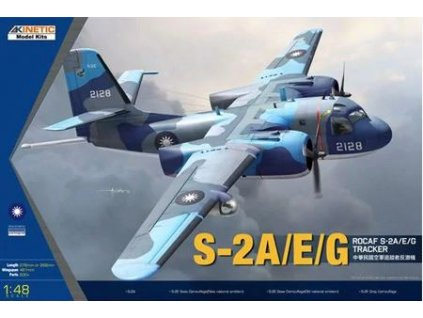 K48074 ROCAF S 2A E G Tracker Kinetic