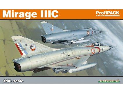1/48 Mirage IIIC (Profipack)