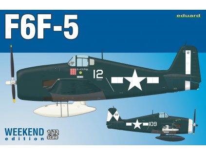 1/72 F6F-5 Hellcat (weekend)