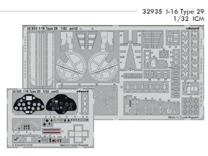 32935 I 16 type 29 1 32 ICM