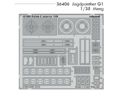 36406 Jagdpanther G1 1 35 Meng