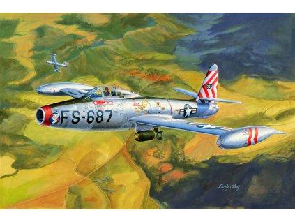 83207 F 84E Thunderjet