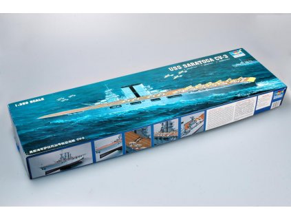 5607 USS Saratoga CV 3