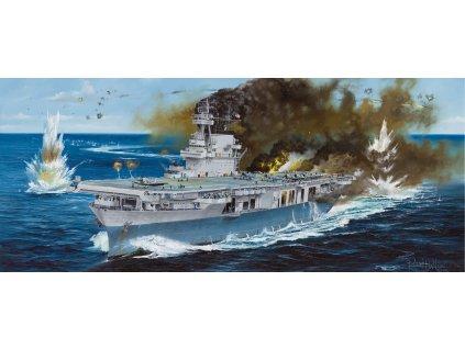 MER65301 U.S.S. Yorktown CV 5