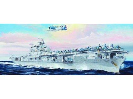 MER65302 USS Enterprise, CV 6, 1942
