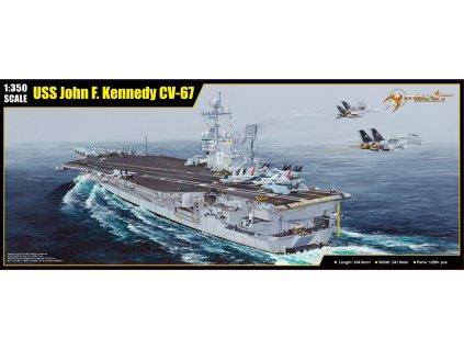 MER65306 John F. Kennedy CV 67