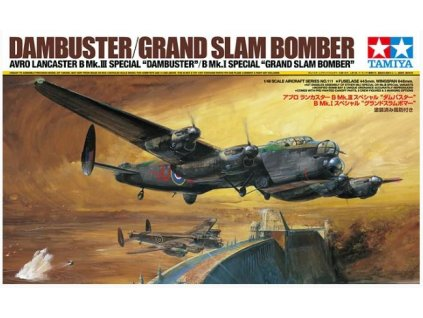 61111 Avro Lancaster B Mk.III Special Dambuster Grand Slam Bomber