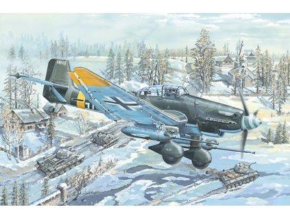 TR02425 Junkers Ju 87G 2 Stuka