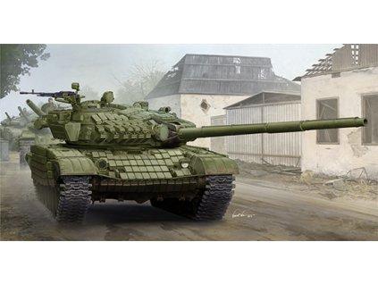 TR09548 Russian T 72A Mod 1985 MBT