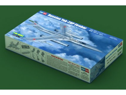 HBB81767 Russian Yak 28P Firebar