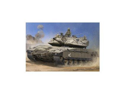 HBB84523 IDF Merkava Mk IV w Trophy