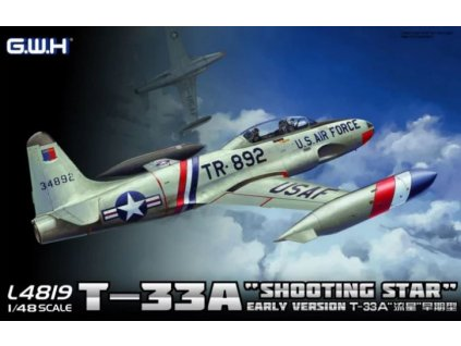L4819 T 33A Shooting Star Early Version T 33A