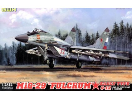 L4814 MiG 29 Fulcrum Early Type 9 12