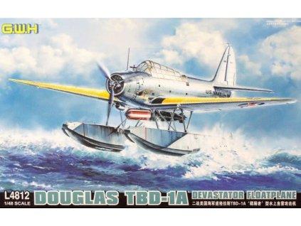 L4812 TBD 1A Devastator Floatplane