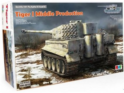 RM 5010 Tiger I middle production
