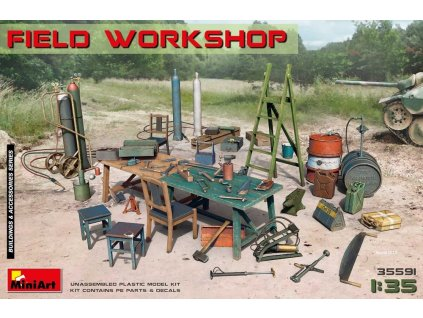 MINA35591 Field Worshop