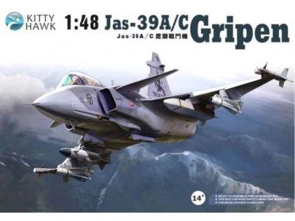 KH80117 Jas 39A C Gripen