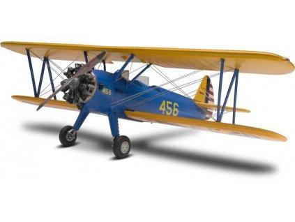 Plastic ModelKit MONOGRAM letadlo 5264 - Stearman PT-17 (1:48)