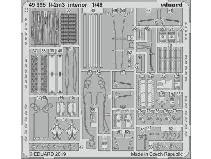 1/48 Il-2m3 interior   (TAMIYA)
