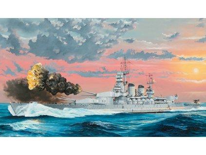 TR05319 Italian Navy Battleship RN Littorio 1941