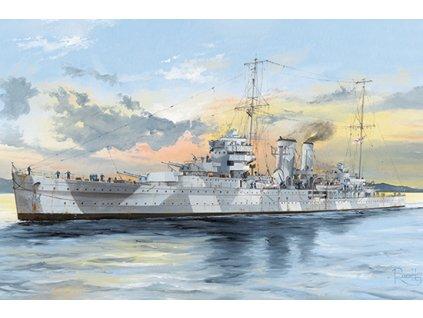 TR 05351 HMS York