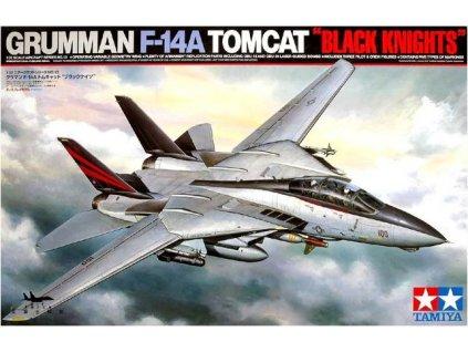 60313 Grumman F 14A Tomcat Black Knights